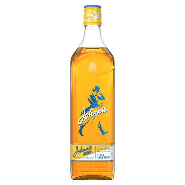 Johnnie Blonde Blended Scotch Whisky - 0,7L 40% vol