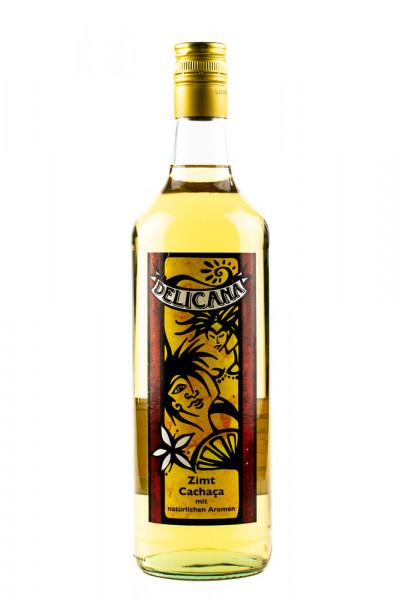 Delicana Zimt Cachaca-Likör - 1 Liter 28% vol