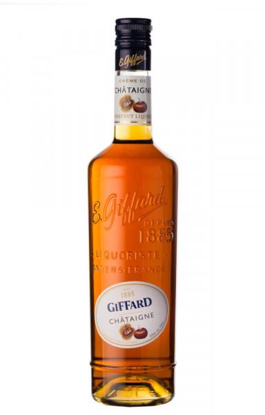 Giffard Crème de Châtaigne Kastanien-Likör - 0,7L 16% vol