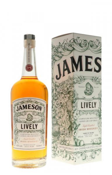 Jameson Lively Irish Whiskey - 1 Liter 40% vol