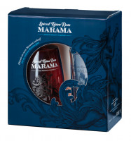 Marama Spiced Fijian auf Rum-Basis - 0,7L 40% vol