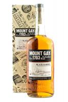 Mount Gay Black Barrel Rum - 1 Liter 43% vol