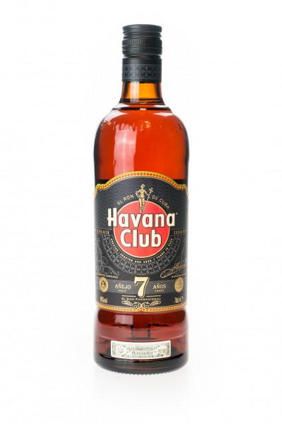 Havana Club Anejo 7 Jahre Rum - 0,7L 40% vol