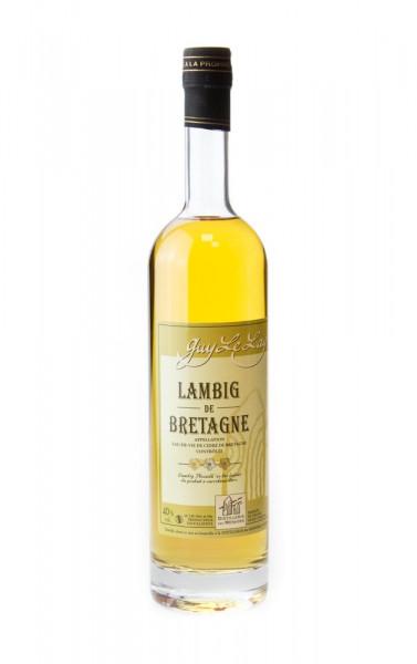 Lambig de Bretagne Eau-de-Vie de Cidre Bretagne - 0,7L 40% vol
