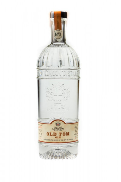 City of London Old Tom Gin - 0,7L 43,3% vol