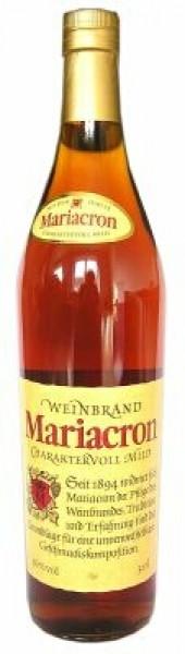 Mariacron Weinbrand - 3L 36% vol