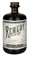 Remedy Spiced Rum - 0,7L 41,5% vol