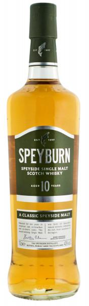 Speyburn 10 Jahre Single Malt Scotch Whisky - 0,7L 40% vol