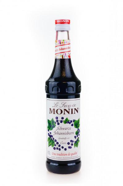 Monin Schwarze Johannisbeere Cassis Sirup - 0,7L