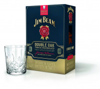 Jim Beam Double Oak GEPA Bourbon Whiskey - 0,7L 43% vol