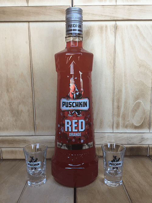 Puschkin Red-Orange