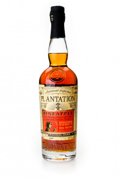 Plantation Pineapple Spirituose auf Rum-Basis - 0,7L 40% vol