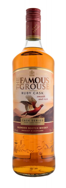 Famous Grouse Ruby Cask - 1 Liter 40% vol
