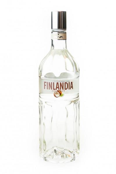 Finlandia Coconut Flavoured Vodka - 1 Liter 37,5% vol
