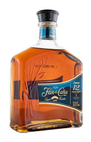 Flor de Cana Rum Centenario 12 Jahre - 0,7L 40% vol