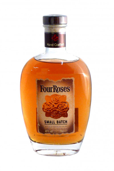 Four Roses Small Batch, Bourbon Whiskey - 45% vol - (0,7L)