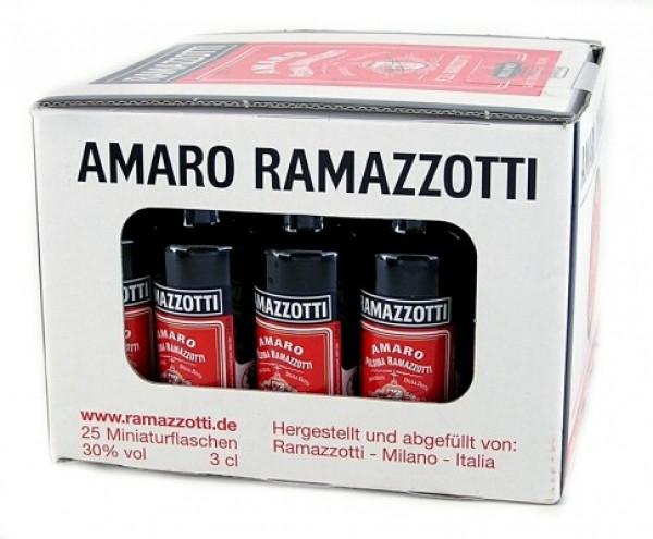 Ramazzotti Amaro - 0,03L 30% vol