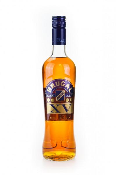 Brugal XV Ron Reserva Exklusiva - 0,7L 38% vol