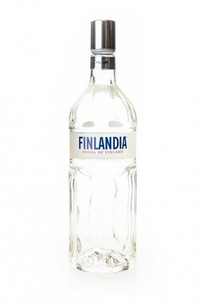 Finlandia Vodka - 1 Liter 40% vol