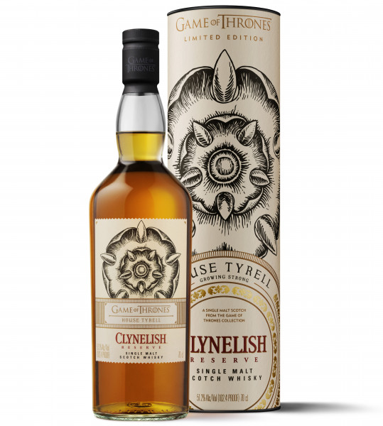 House Tyrell Clynelish Reserve Single Malt Scotch Whisky - 0,7L 51,2% vol