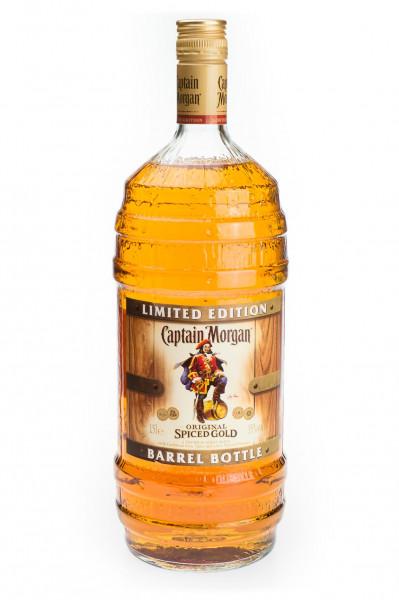Captain Morgan Spiced Gold Spirituose - 1,5L 35% vol