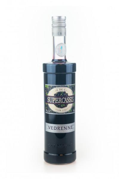 Vedrenne Supercassis Creme de Cassis - 0,7L 20% vol