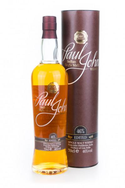 Paul John Edited Indian Single Malt Whisky - 0,7L 46% vol