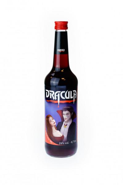 Dracula Likör mit Ingwer - 0,7L 24% vol