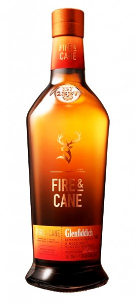 Glenfiddich Fire & Cane - 0,7L 43% vol