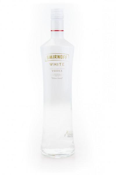 Smirnoff White Vodka Freeze Filtered - 1 Liter 41,3% vol
