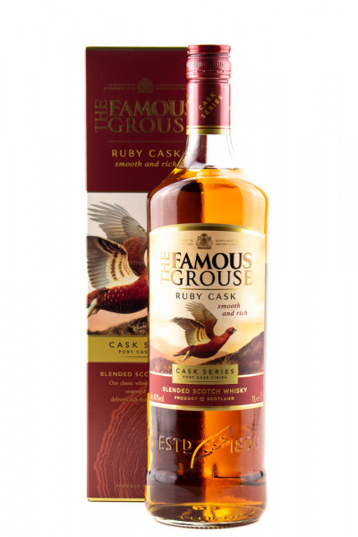 Famous Grouse Ruby Cask - 1 Liter 40% vol