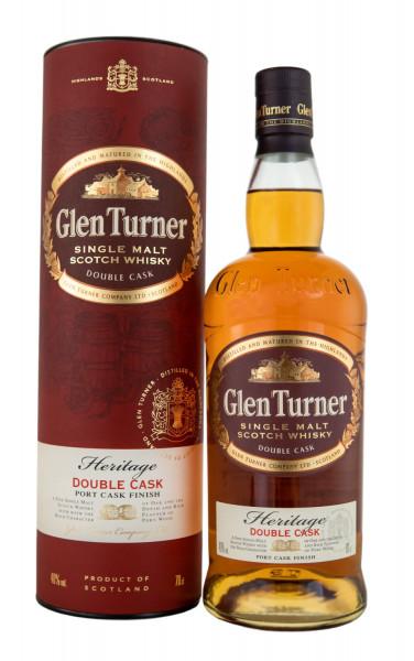 Glen Turner Heritage Single Malt Scotch - 0,7L 40% vol