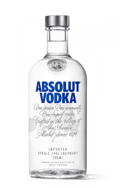 Absolut Vodka - 0,7L 40% vol