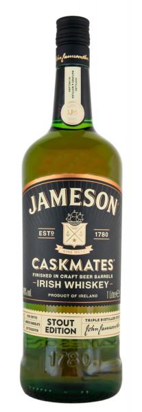 Jameson Caskmates Stout Edition - 1 Liter 40% vol