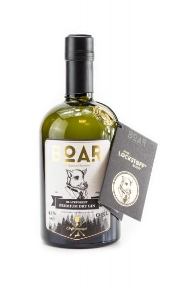 Boar Dry Gin - 0,5L 43% vol