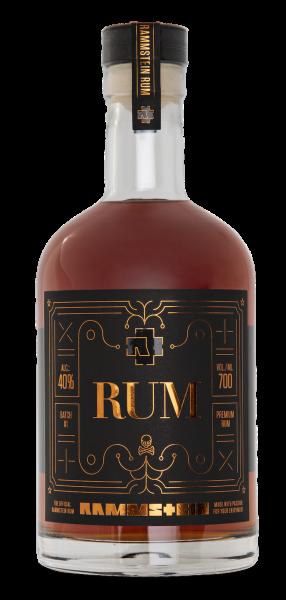 Rammstein Rum - 0,7L 40% vol