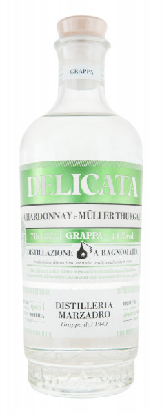 Marzadro Grappa Delicata - 0,7L 41% vol
