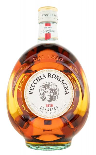 Vecchia Romagna Etichetta Bianca Brandy - 0,7L 37,2% vol