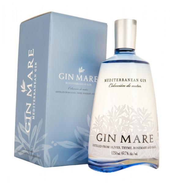 Gin Mare Mediterranean Gin - 1,75L 42,7% vol