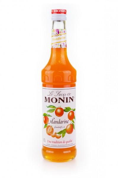 Monin Mandarine Sirup - 0,7L