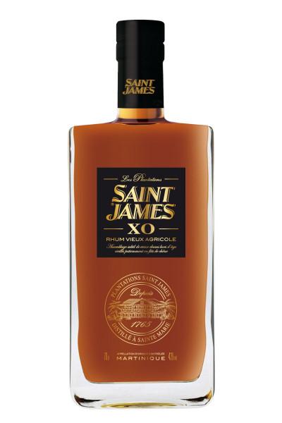 Saint James XO in Geschenkverpackung - 0,7L 43% vol