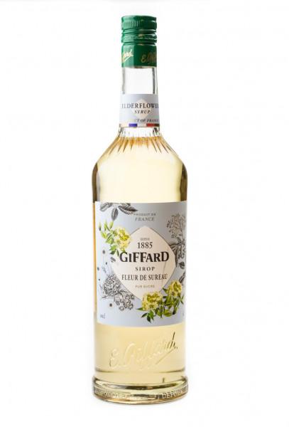 Giffard Holunderblüten Sirup Fleur de Sureau - 1 Liter