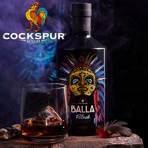 Cockspur Balla Black Spiced