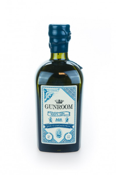 Gunroom Navy Gin Gunpowder Proof - 0,5L 57% vol