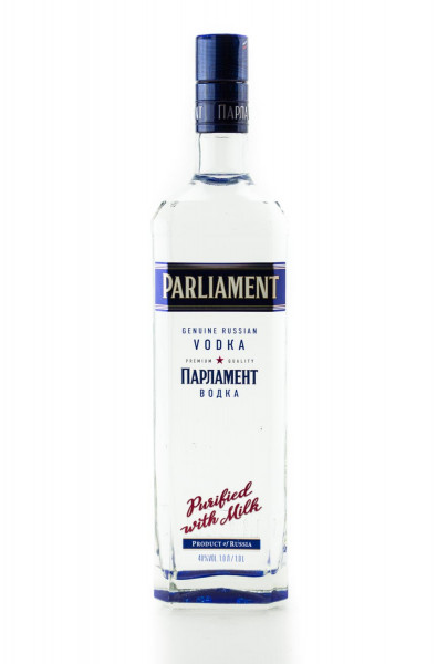 Parliament Genuine Russia Vodka - 1 Liter 40% vol