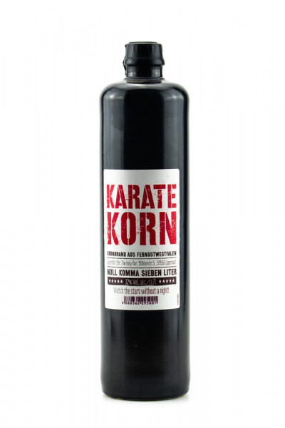 Karate Korn - 0,7L 32% vol