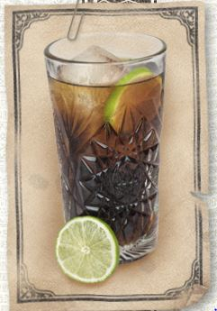 Dr. Remedy Rum-Cola