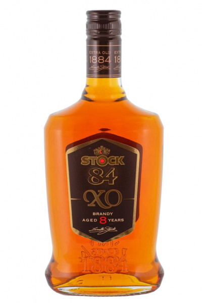 Stock 84 XO Extra Old Brandy - 0,7L 38% vol