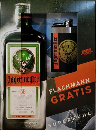 Jägermeister Flachmann