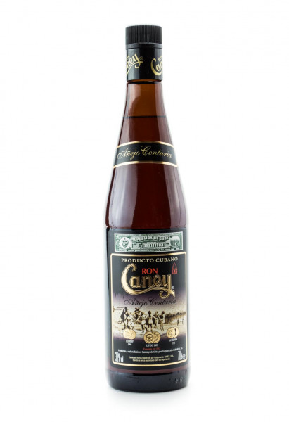 Ron Caney Anejo Centuria Rum - 0,7L 38% vol